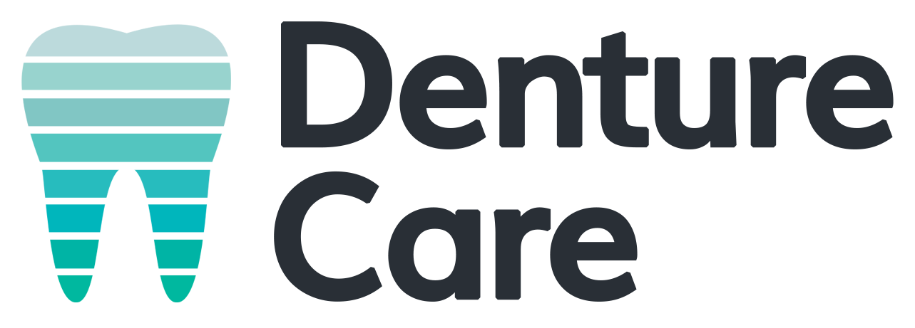 Denture Care Logo